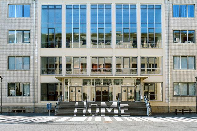 Der Campus der Hochschule Merseburg. (c) Kristaps Bergfelds/flickr.com