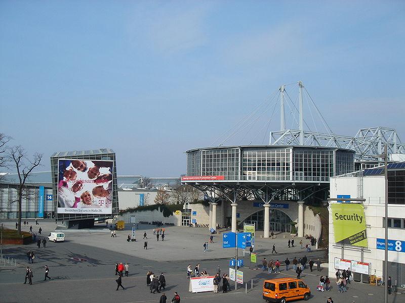 Die traditionsreiche CeBIT öffnet wieder in Hannover. (CC-BY-SA 3.0)