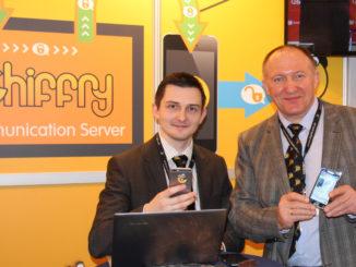 Verschlüsselte Kommunikation mit Chiffry Secure, einem Messenger aus Sachsen-Anhalt.