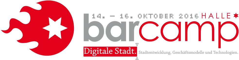 Barcamp 2016 in Halle (Saale) vom 14. bis 16. Oktober 2016.