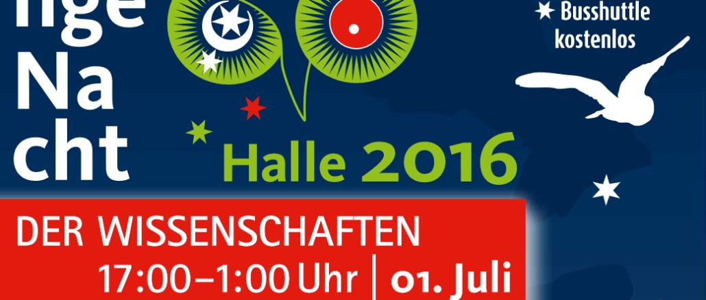 Die Lange Nacht der Wissenschaften 2016 in Halle (Bild via wissenschaftsnacht-halle.de).