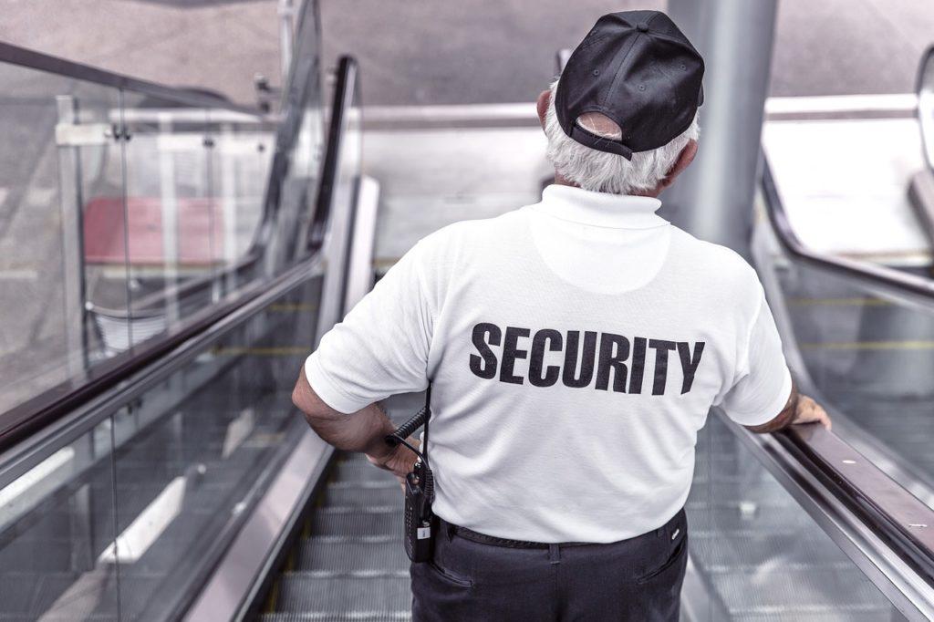 Eine Alarmanlage ist wie die Security