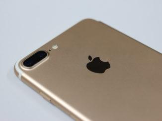 Rückseite des neuen iPhone 7 (CC BY 2.0)