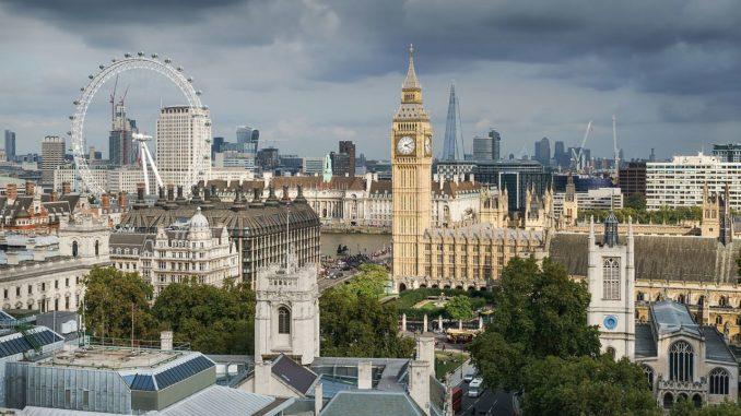 Überblick über die City von London. (CC BY-SA 4.0)