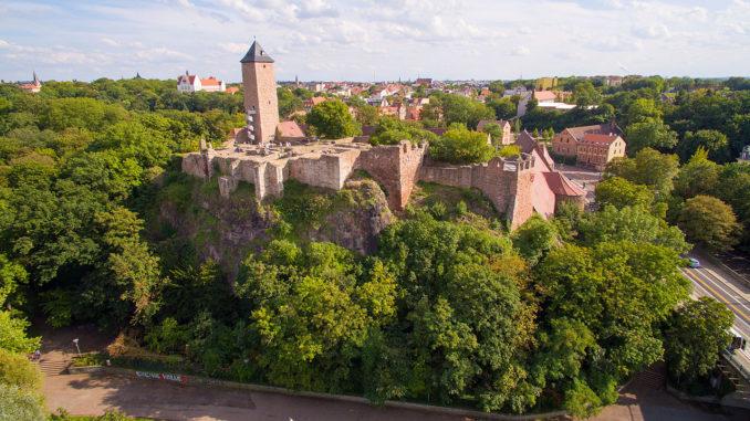 Burg Giebichenstein in Halle (Saale). (CC BY-SA 4.0)