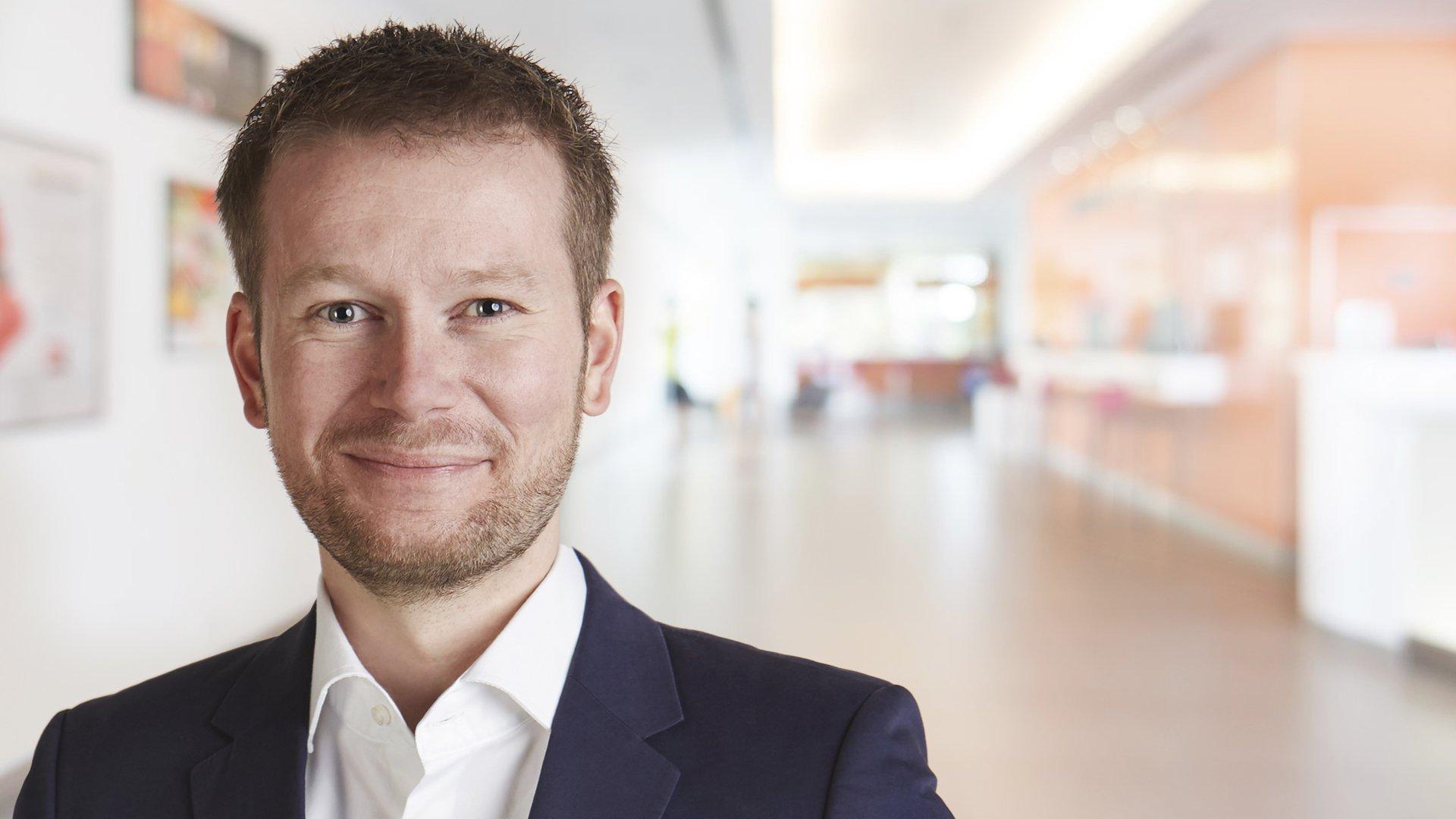 CDU Bundestagskandidat Christoph Bernstiel