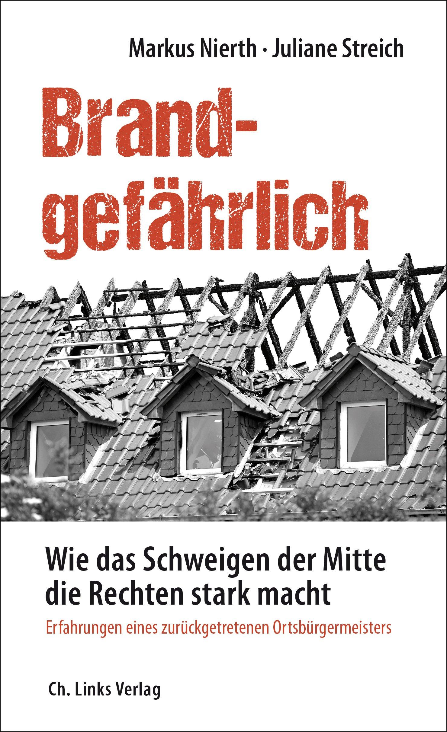 Brandgefährlich - Das Buch von Markus Nierth