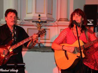 Duo Capriccio zu Gast in der Kirche Mösthinsdorf