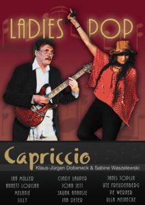 Ladys Pop - Duo Capriccio am 8.10.2017