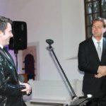 Andrew Carrington & Andras de Laszlo