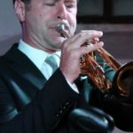 Andras beherrscht die Trompete perfekt