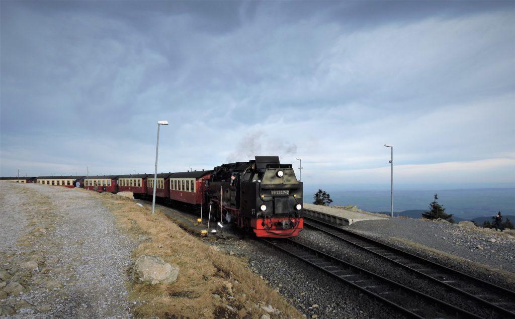Dampflock - Brockenbahn
